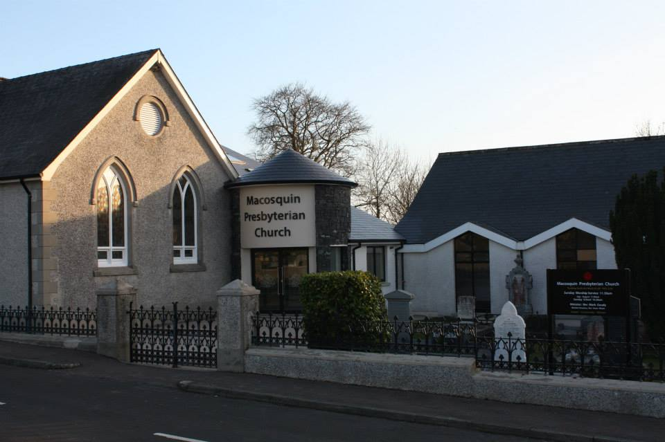 Macosquin-Church